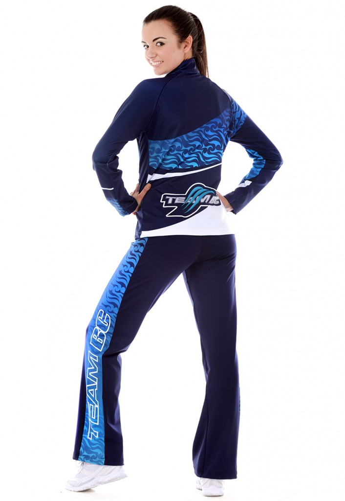 MEE Sports Custom Cheer Warmups