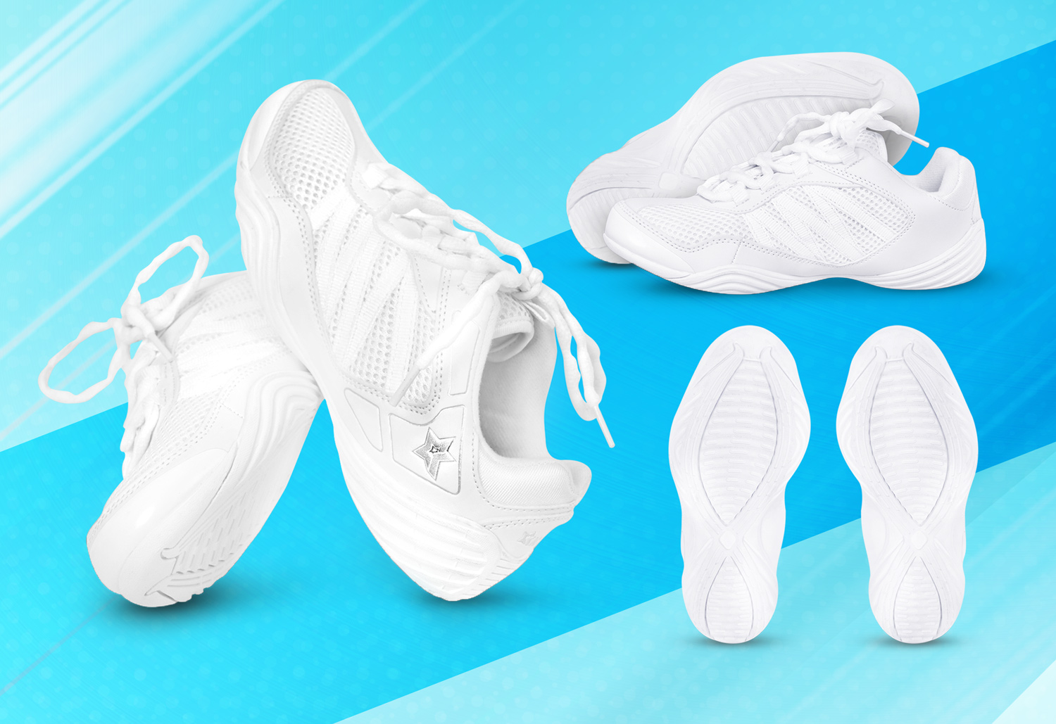 MEE Sports Cheerleading Shoes